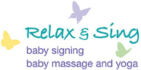 Relax and Sing Logo